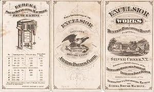 EXCELSIOR WORKS : Huntley, Holcomb & Heine,: Excelsior Works