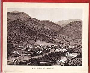 MANITOU & VICINITY [cover title]: Colorado, Manitou Springs