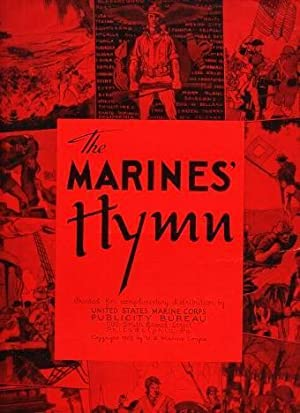 THE MARINES' HYMN; Arranged by A. Tregina,: Marines.sheet music