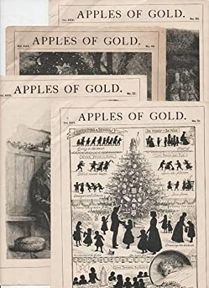 APPLES OF GOLD, Vol. XXV, Nos. 49-52, December 1896