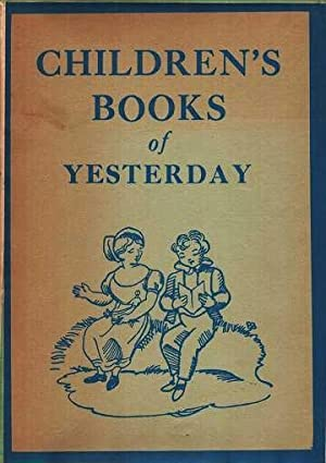 CHILDREN'S BOOKS OF YESTERDAY.; Edited by C. Geoffrey Holme. The Studio Special Autumn Number