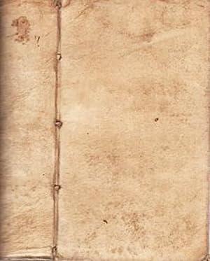 JOH. FRED. GRONOVII AD L. & M.: Gronovius, Johannes Fredericus