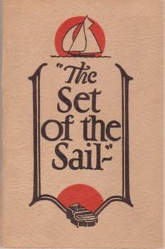 """THE SET OF THE SAIL"""":; Determines Where: LaSalle Extension University"""