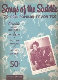SONGS OF THE SADDLE, No. 3: 20: American Music, publisher