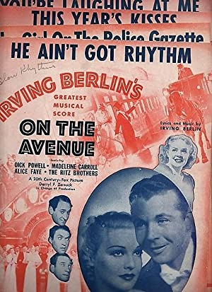 Shop Sheet Music, post-1920 Books and Collectibles