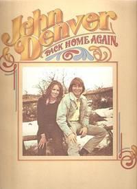 JOHN DENVER: BACK HOME AGAIN. Songbook.: Denver, John