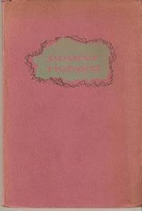 POORER RICHARD:; An Almanac Long After Franklin.: Forgue, Norman W.