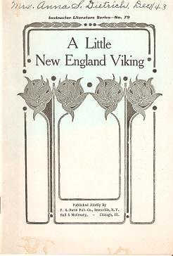 A LITTLE NEW ENGLAND VIKING