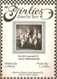 GIRLIES: A Song Fox-trot.; Words by J.J.: Girlies.sheet music