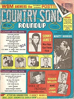 COUNTRY SONG ROUNDUP, No. 95.; WSM Answers: Anderson, William T.,