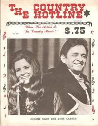 THE COUNTRY HOTLINE MAGAZINE, Vol. 12 [actually number 12, published monthly]. Where the Action Is ...