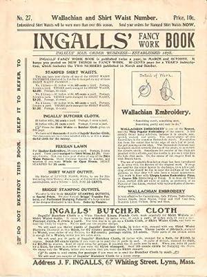 INGALLS' FANCY WORK BOOK:; No. 27 -: Ingalls, J.F.