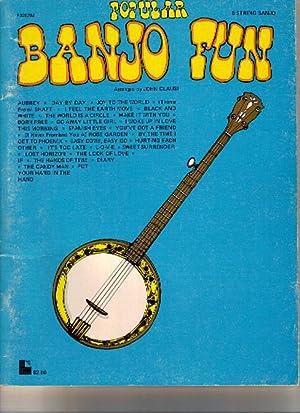 POPULAR BANJO FUN: 5-string Banjo: Clausi, John, arranger
