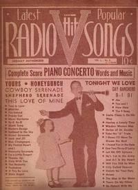 LATEST POPULAR RADIO V HIT SONGS, Vol.: Radio Hit Songs
