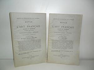 Revue de l'Art Français Ancien et Moderne,: COLLECTIF, Jules GUIFFREY,