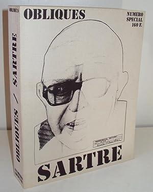 Obliques, Numéro 18-19. N° spécial : Sartre.: COLLECTIF, Jean-Paul SARTRE,