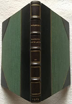 Artemision, Iddylls and Songs - Morrell Fine Binding