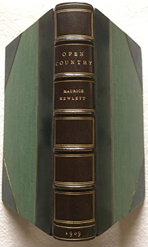 Open Country, A Comedy with Sting - Morrell Fine Binding