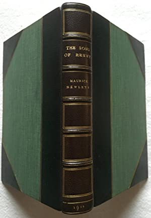 The Song of Renny - Morrell Fine Binding