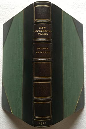 New Canterbury Tales - Morrell Fine Binding