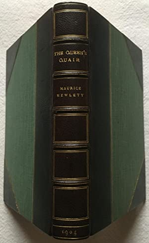 The Queen's Quair or The Six Year's Tragedy - Morrell Fine Binding