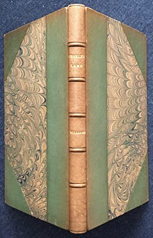 Charles Lamb - Fine Binding by Bickers & Son