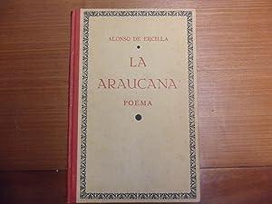 La Araucana: Alonso de Ercilla