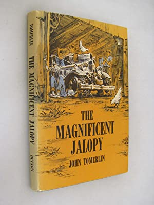 The Magnificent Jalopy: Tomerlin, John