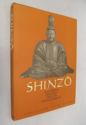 Shinzo: Hachiman Imagery and Its Development: Guth, Christine;Kanda, Christine