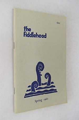 The Fiddlehead Spring 1962 Number 52: Cogswell, Fred Ed.