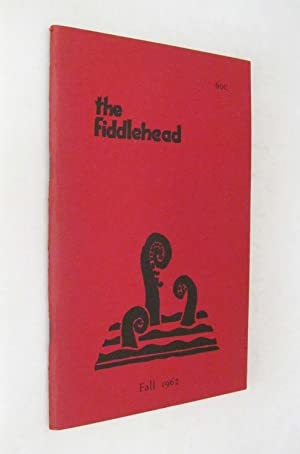 The Fiddlehead Fall 1962 Number 54: Cogswell, Fred Ed.