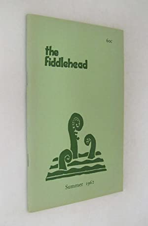 The Fiddlehead Summer 1962 Number 53: Cogswell, Fred Ed.