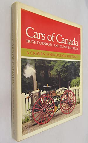 Cars of Canada (A Craven Foundation history): Durnford, Hugh