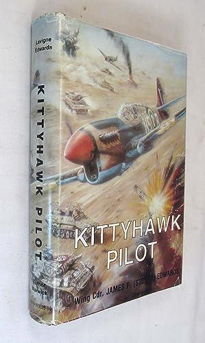Kittyhawk Pilot ( Signed ? ): Edwards, J. F.,