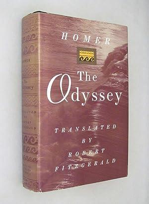 The Odyssey: The Fitzgerald Translation: Homer
