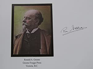 Carlo Gentile, Gold Rush Photographer, 1863 - 1866: Greene, Ronald A. ( SIGNED )