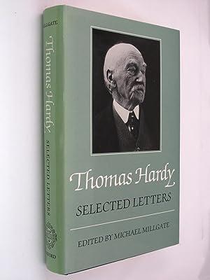 Thomas Hardy: Selected Letters: Hardy, Thomas