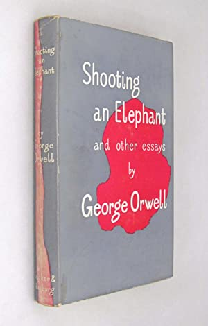 list of george orwell essays