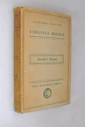 Jacob's Room: Woolf, Virginia