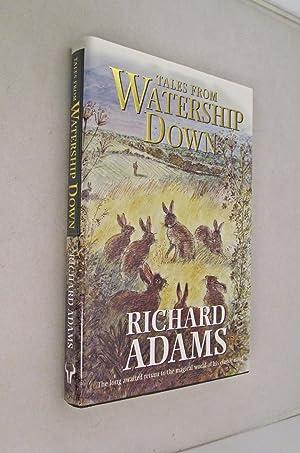 Tales from Watership Down: Richard Adams (
