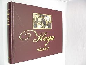 Haga Family Stories a Sentimental Journey: Scott, Sandra