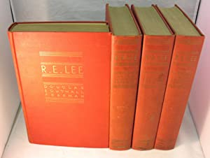 R. E. Lee a Biography 4 Volumes