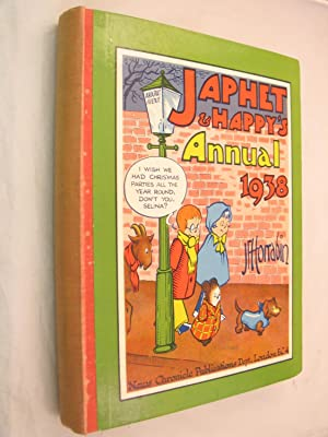 Japhet and Happy's Annual 1938: Horrabin, J. F.