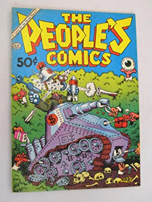 The People's Comics: Crumb, Robert