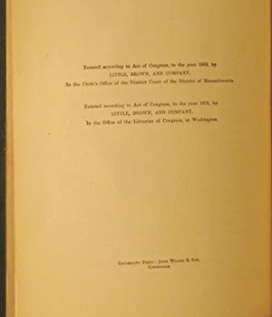 Plutarch's Lives of Illustrious Men: Clough, A H (editor)