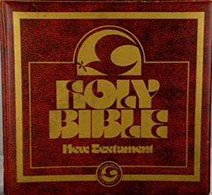 Holy Bible New Testament: n/a
