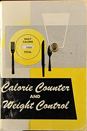 Calorie Counter and Weight Control