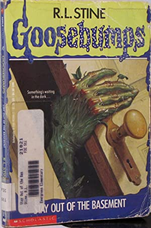 Stay Out of the Basement: Goosebumps #2
