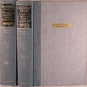 Masterplots Comprehensive Library Edition Cyclopedia of Literary Characters, More Than Sixteen ...