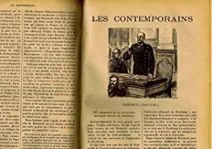 Les contemporains hebdomadaire de janvier 1900 n° 378 à decembre 1900 n° 423: ...